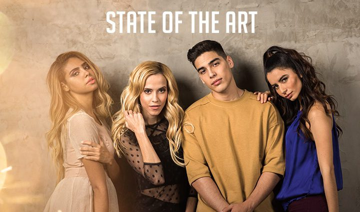 State of the Art | Fashion Styling campaña